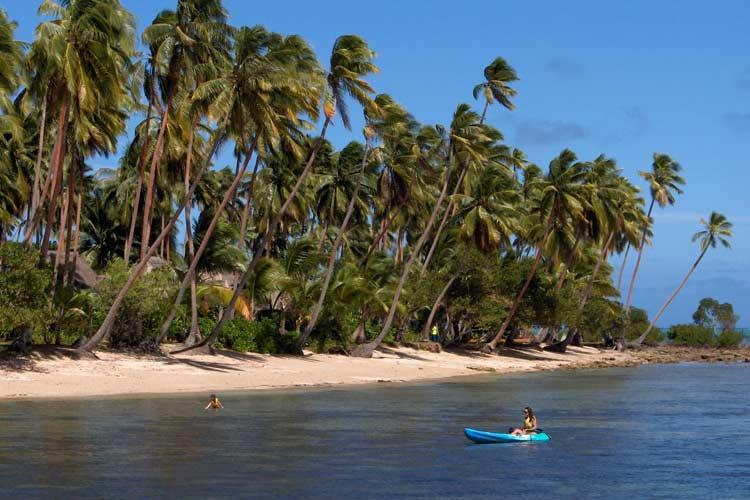 Beach Activities - J-M Cousteau Fiji Islands Resort - FIJI