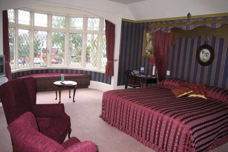 Heritage Room - Eliza's Manor - Lake Pukaki