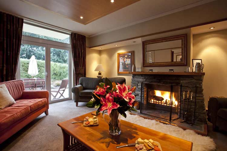 Lobby - Central Ridge Boutique Hotel - Queenstown