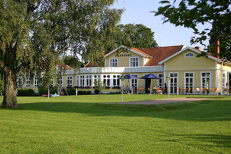 Hestraviken hotel and restaurant ein boutiquehotel in for Small great hotels