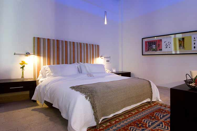 Standard Double Room - Hotel LM - Cartagena