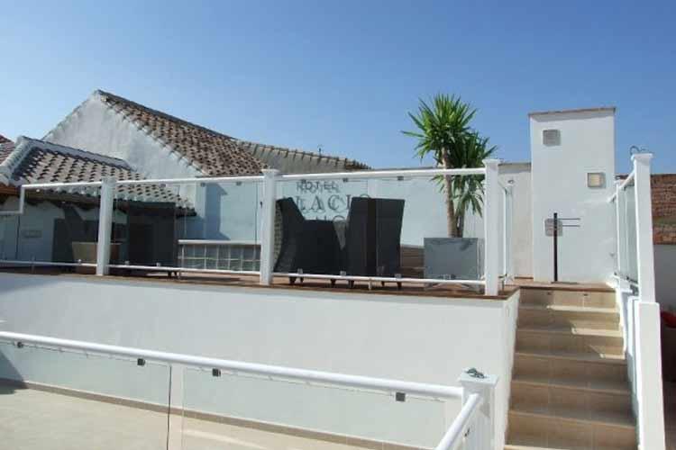 Hotel Palacio Blanco, un hotel boutique en Vélez-málaga