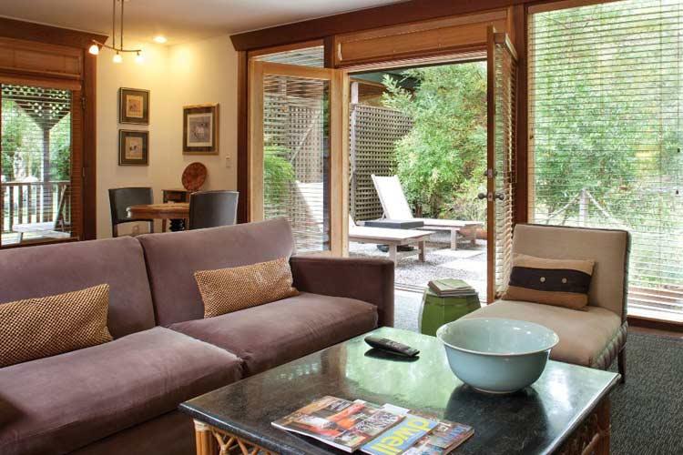 Creekside Suite - Gaige House - Glen Ellen