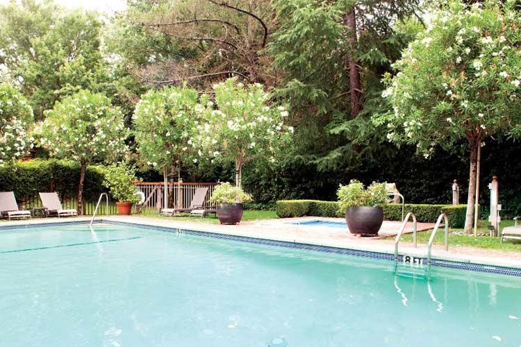 Pool - Gaige House - Glen Ellen