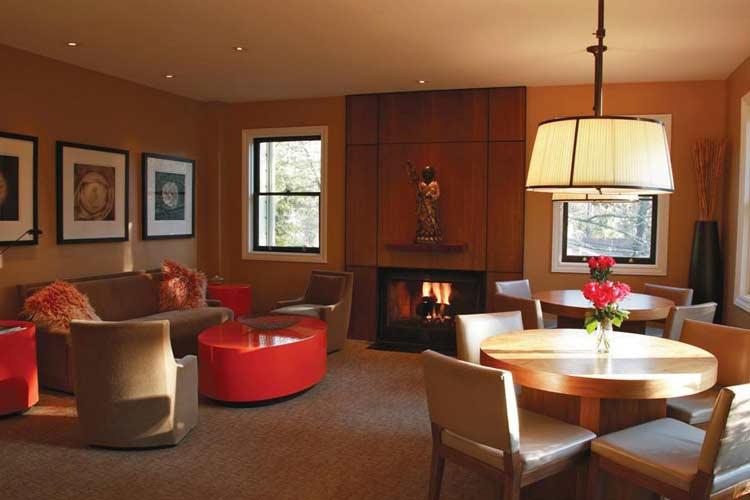 Club Room - Gaige House - Glen Ellen