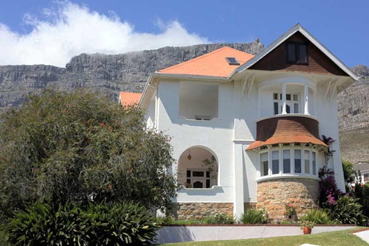 Front View - Abbey Manor - Ciudad del Cabo