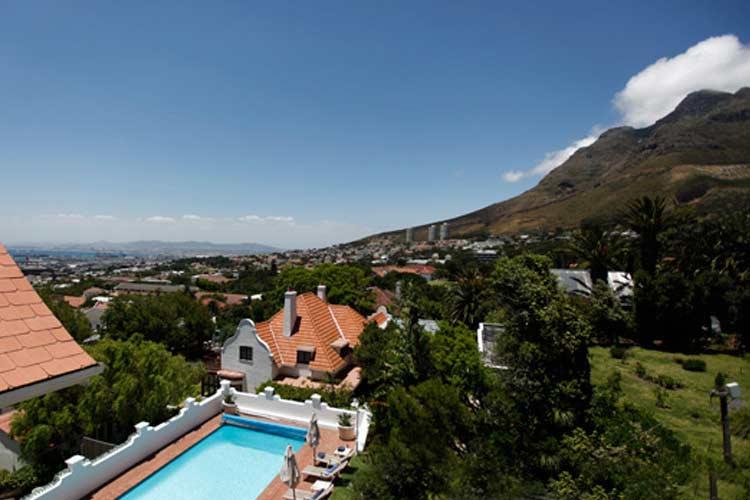 Aerial View - Abbey Manor - Ciudad del Cabo