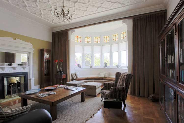 Living Room - Abbey Manor - Ciudad del Cabo