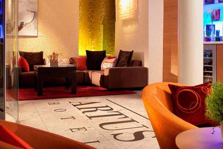 Hall - Artus Hotel - Paris