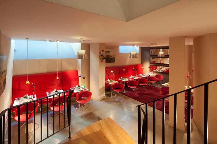 Breakfast Room - Artus Hotel - Paris