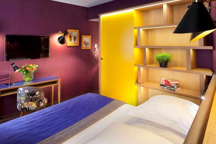 Classic Double Room - Artus Hotel - Paris