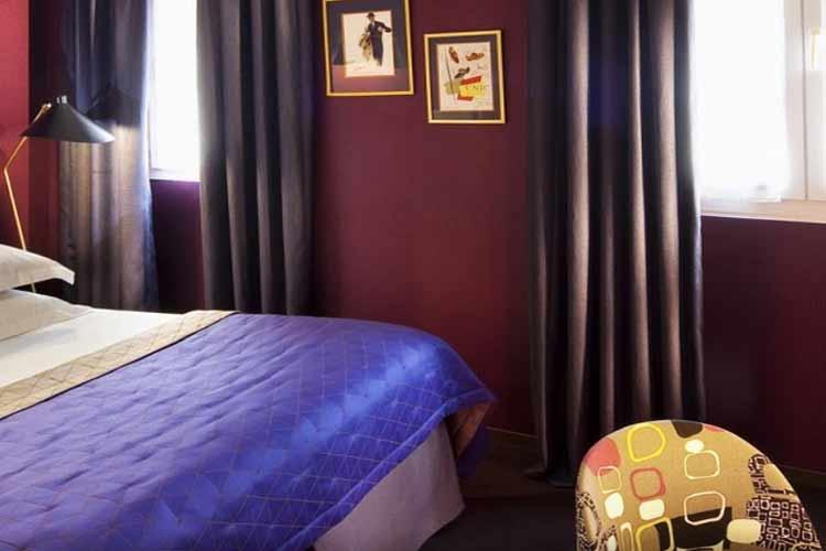 Classic Superior Double Room - Artus Hotel - Paris