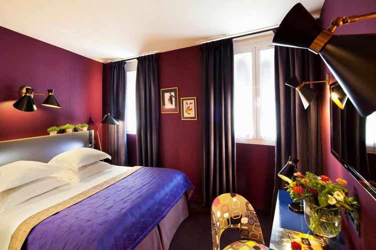 Superior Double Room - Artus Hotel - Paris