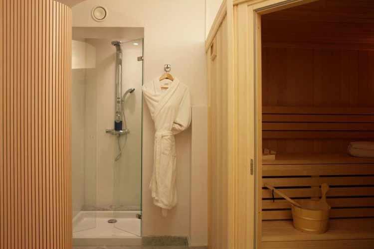 Sauna - Artus Hotel - Paris