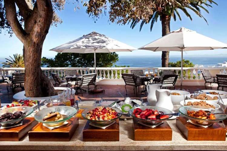 Dining Area - Ellerman House - Ciudad del Cabo