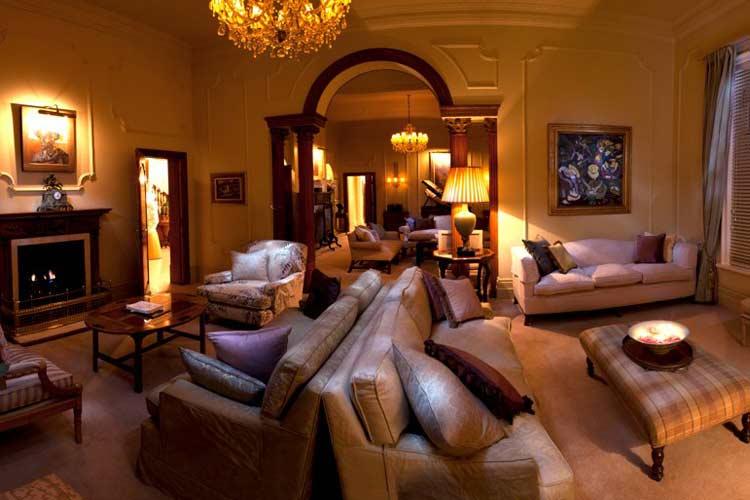 Living Room - Ellerman House - Ciudad del Cabo