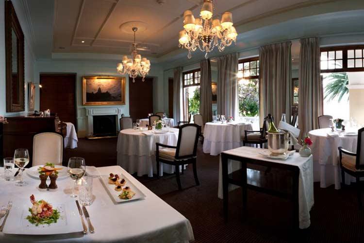 Dining Room - Ellerman House - Ciudad del Cabo
