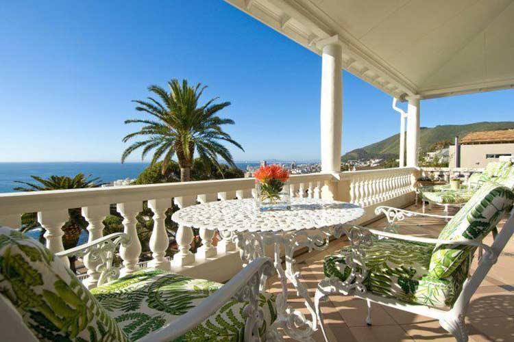 Room Two Terrace - Ellerman House - Ciudad del Cabo