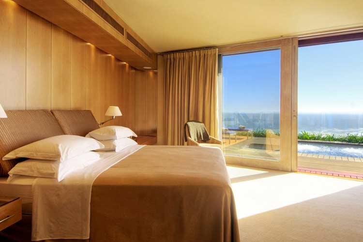 Spa Pool Room - Ellerman House - Ciudad del Cabo