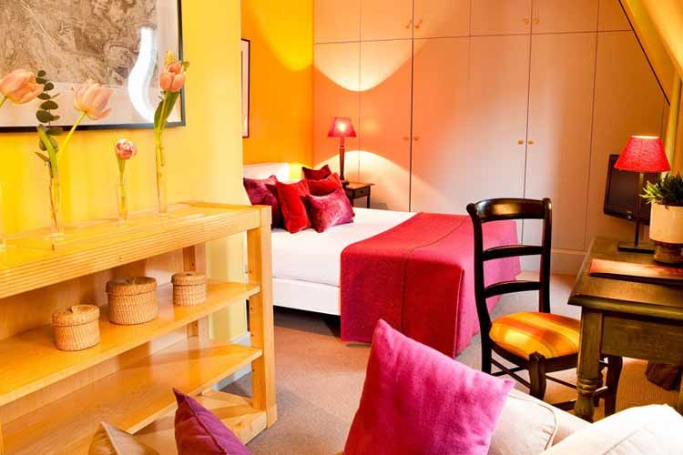 Deluxe Double Room - Le Sainte Beuve - Paris