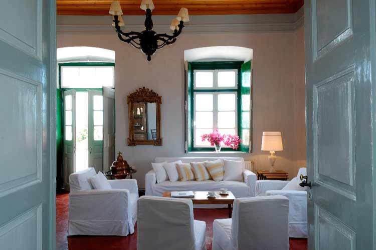 Lounge - Orloff Resort - Poros
