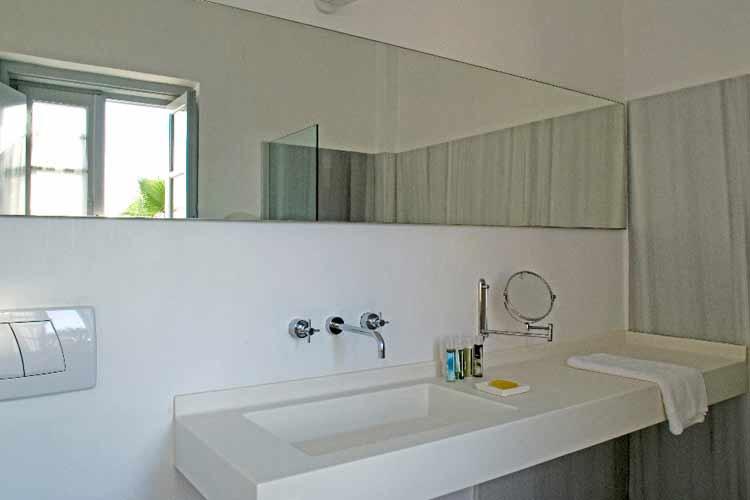 Standard Double Bathroom - Orloff Resort - Poros