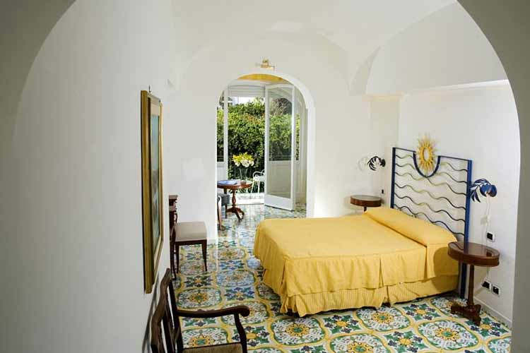 Double Room - Albergo Gatto Bianco - Capri, Ischia und Procida