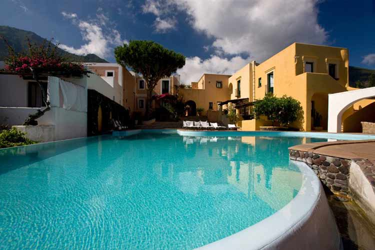 Hotel Signum A Boutique Hotel In Aeolian Islands Page