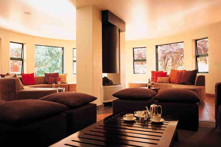 Lounge - Hotel Ten Bompas - Johannesburg