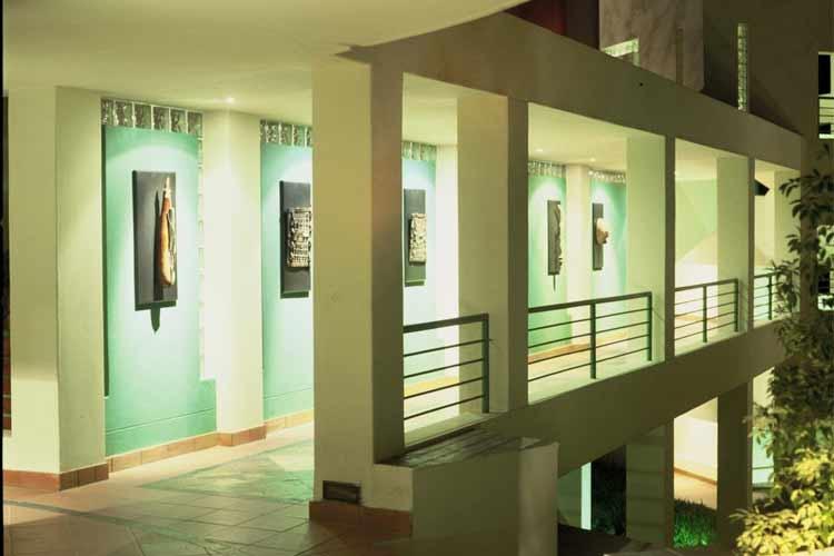 Passage - Hotel Ten Bompas - Johannesburg