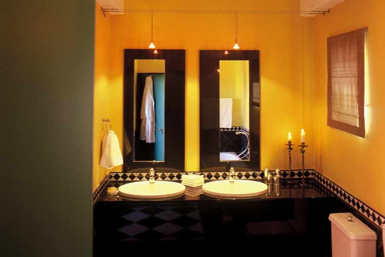 Suite Bathroom - Hotel Ten Bompas - Johannesburg