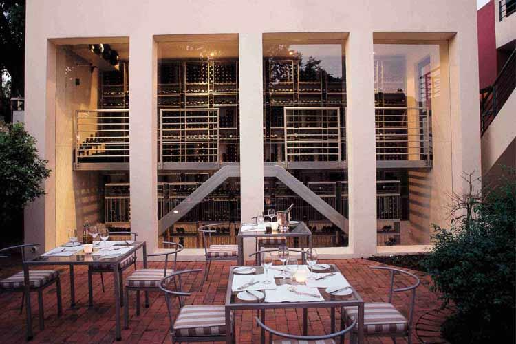 Wine Cellar - Hotel Ten Bompas - Johannesburg