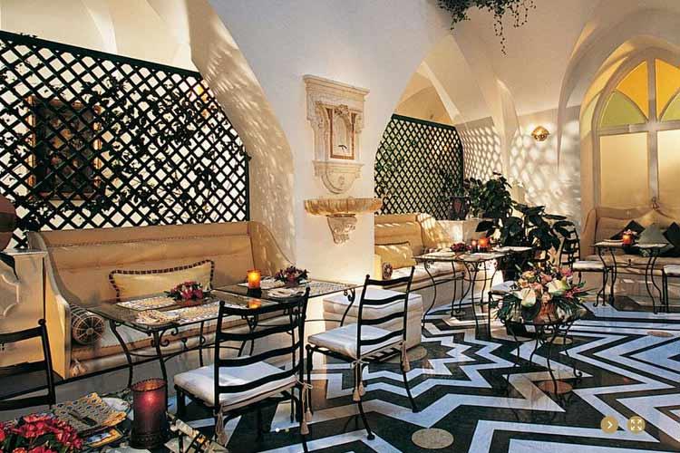 Lounge - Palazzo Avino - Amalfiküste