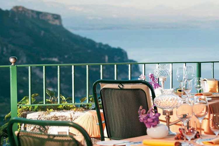 Breakfast Detail - Palazzo Avino - Amalfiküste