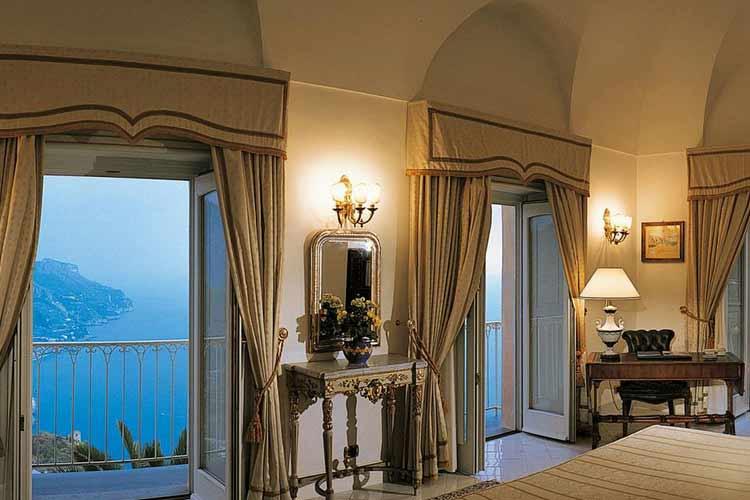 Double Room - Palazzo Avino - Costa Amalfitana