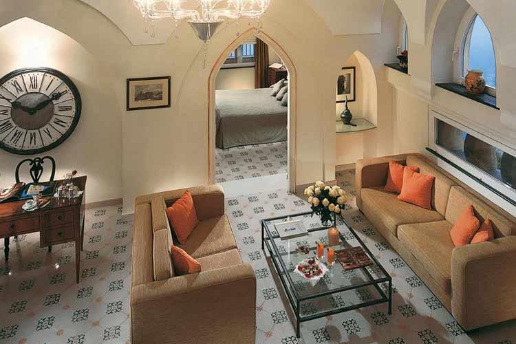 Suite - Palazzo Avino - Costa Amalfitana