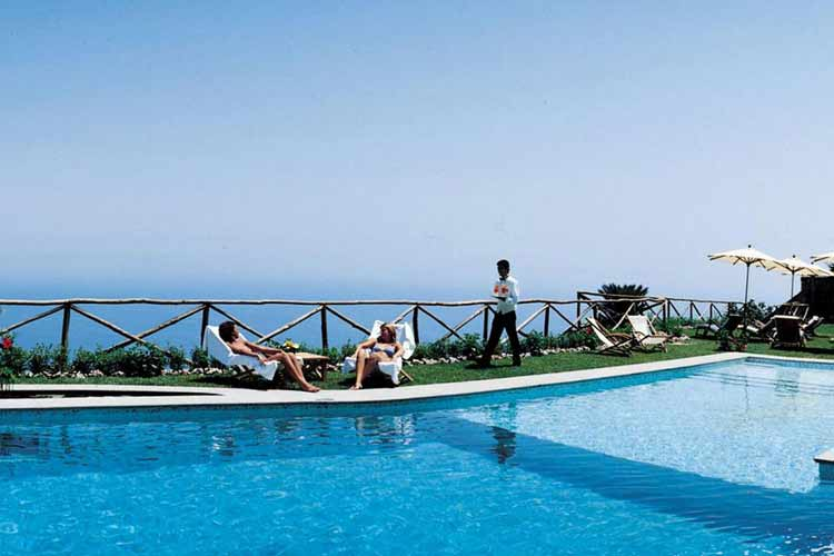 Swimming Pool - Palazzo Avino - Amalfiküste