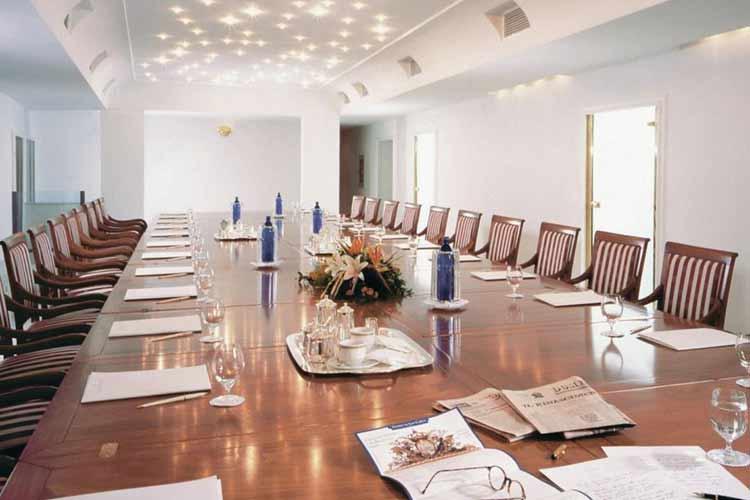 Meeting Room - Palazzo Avino - Costa Amalfitana
