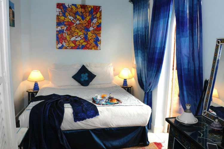 Fayrouz Room - Riad Shaden - Marrakech