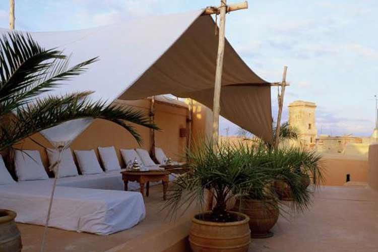 Roof Terraces - Riyad El Cadi - Marrakech