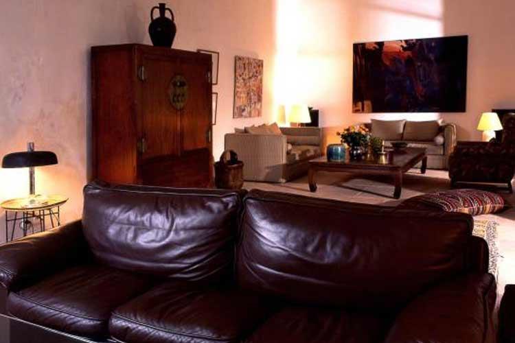 Living Room - Riyad El Cadi - Marrakech