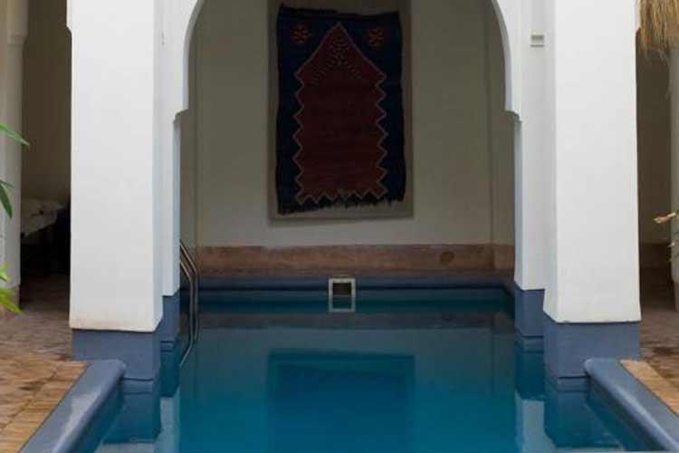 Pool Patio - Riyad El Cadi - Marrakech