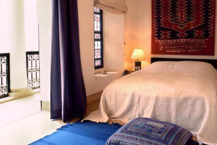 Blue House - Riyad El Cadi - Marrakech