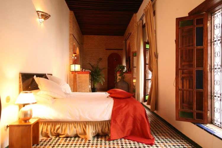 Red Suite - Riad Laaroussa - Fes