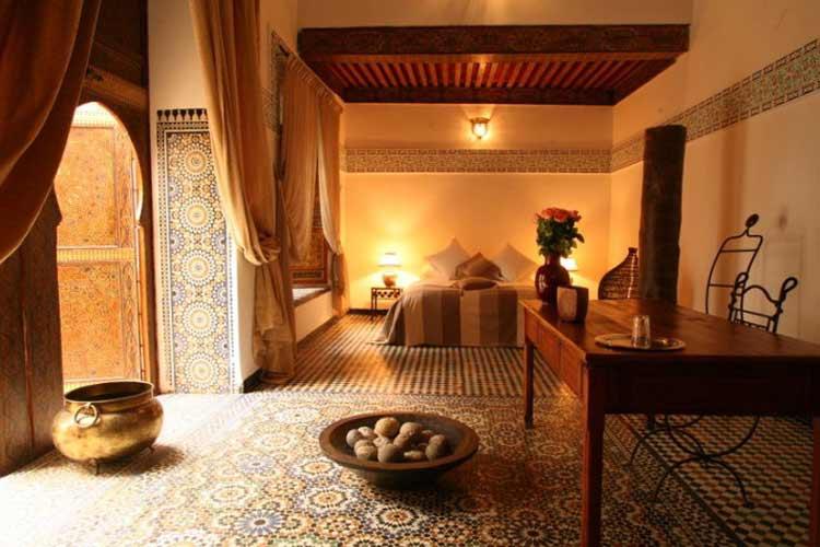 Green Suite - Riad Laaroussa - Fes