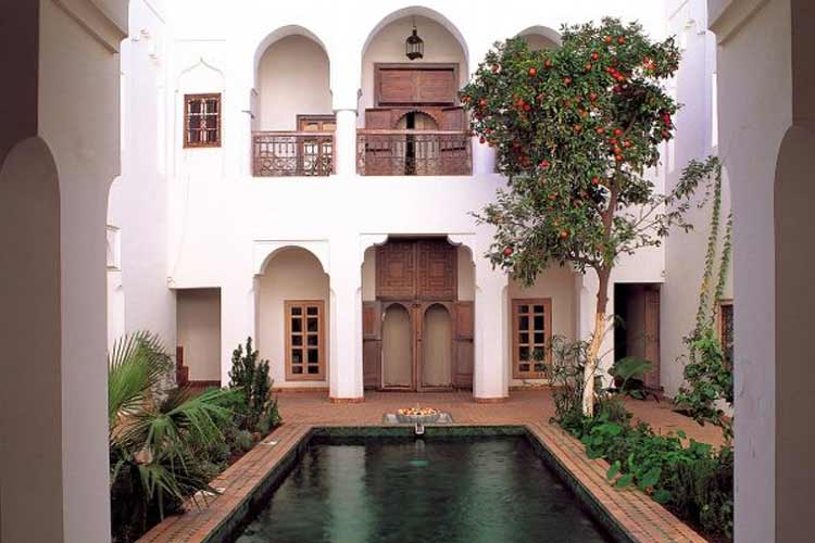The Patio - Riyad el Mezouar - Marrakech