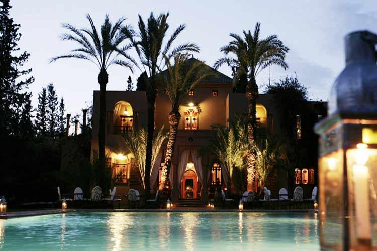 Facade - Dar Ayniwen - Marrakech
