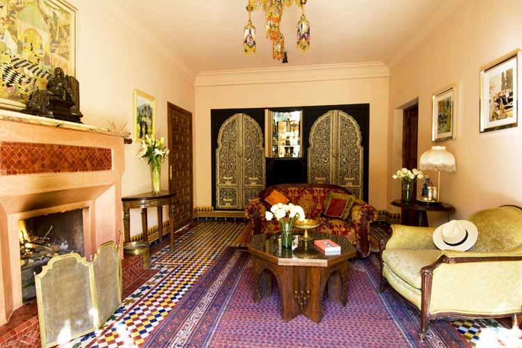 Tiwaline Suite - Dar Ayniwen - Marrakech