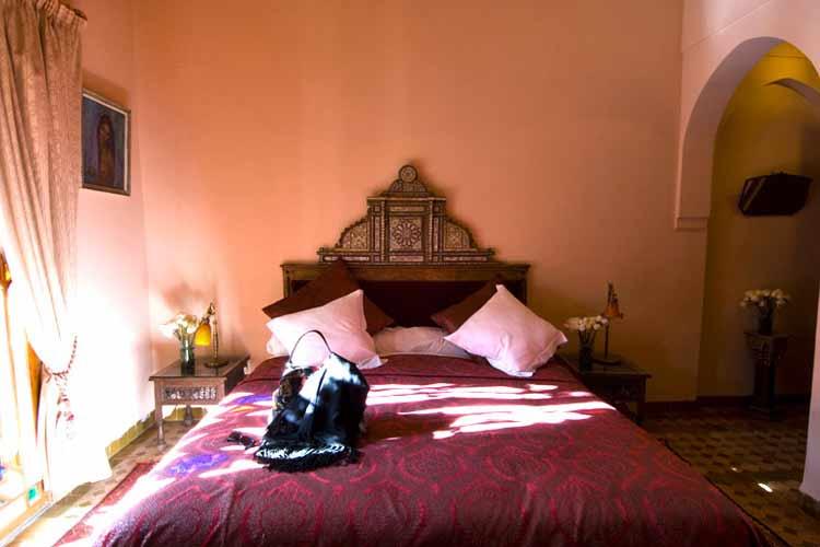 Colonnade Suite - Dar Ayniwen - Marrakech