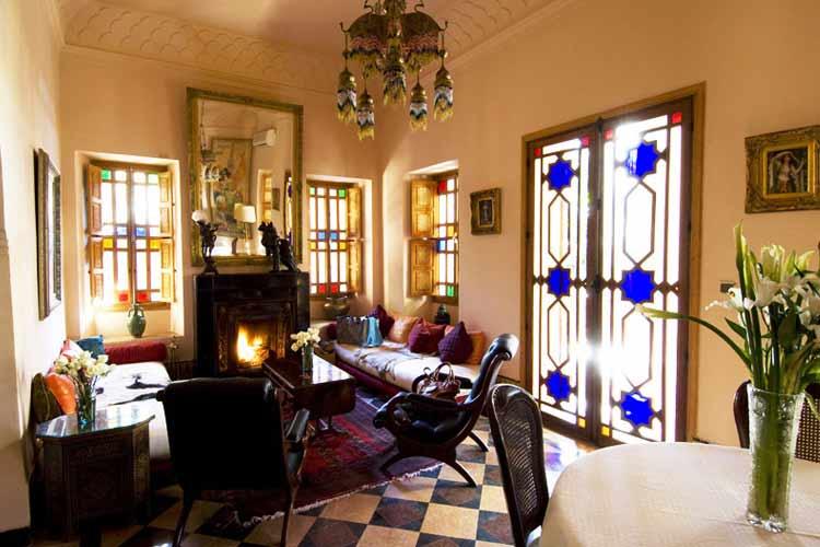 Pavillone Romane Suite - Dar Ayniwen - Marrakech
